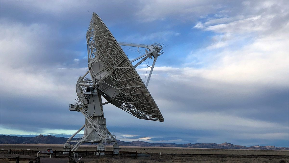 Very Big Array, New Mexico
